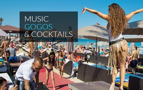 strandclubs playa de bossa