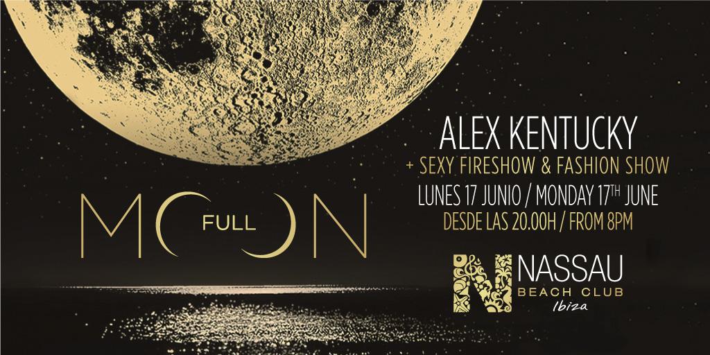 Full Moon Alex Kentucky – 17 junio EN