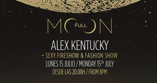 Full Moon Alex Kentucky – 15 Julio EN