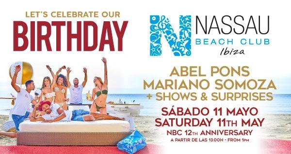 12 Aniversario Nassau